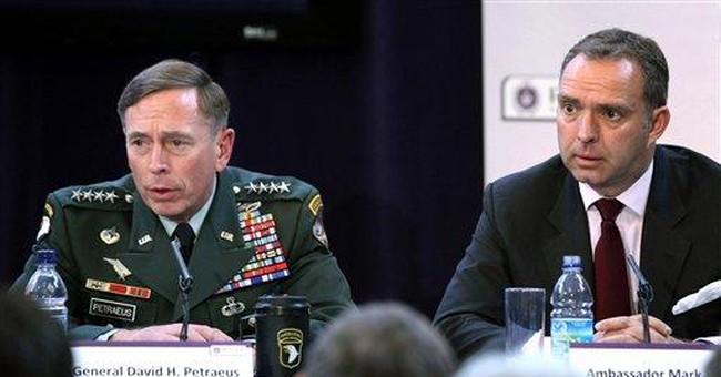Petraeus: NATO has facilitated Taliban movement