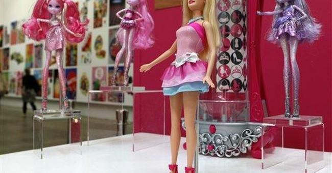 Mattel sees cautious Christmas after 3Q net rises