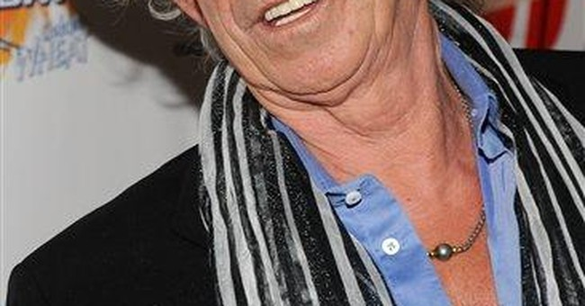 Rolling Stone Keith Richards: Mick 'unbearable'