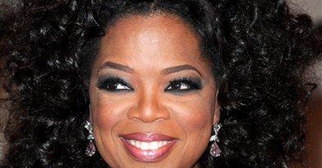 Winfrey lands President Bush, Jackson's parents