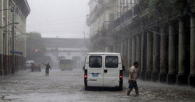 Cuba's capital cleans up from Tropical Storm Paula
