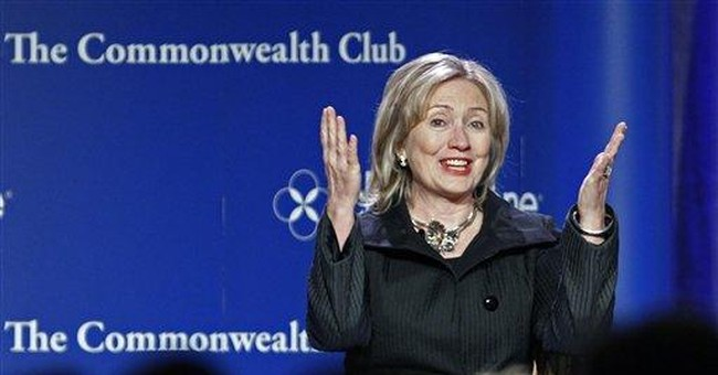 Clinton: US working to ending Mexico drug violence