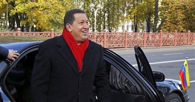 Chavez pledges oil to Belarus for 200 years