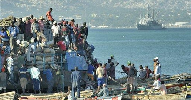 5 dead, 7 missing after Haitian ferry capsizes