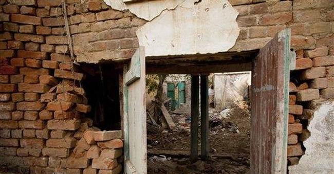 Pakistan flood victims going into debt to rebuild