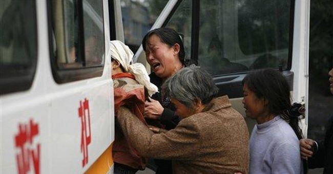 Rescuers fear worst for 11 trapped Chinese miners