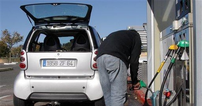French gov't vows to end efforts to block fuel