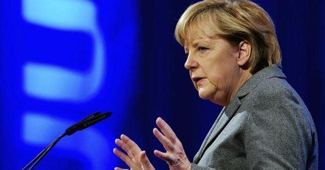 Merkel: German multiculturalism 'utterly failed'