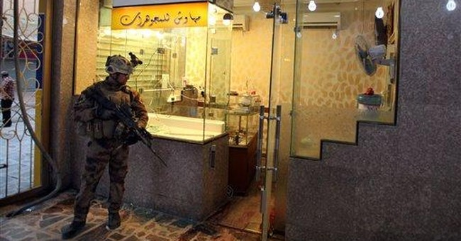Roadside bomb in Baghdad kills local politician