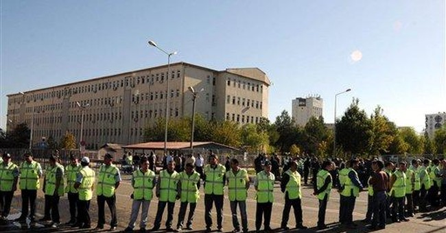 About 150 Kurds go on trial in Turkey