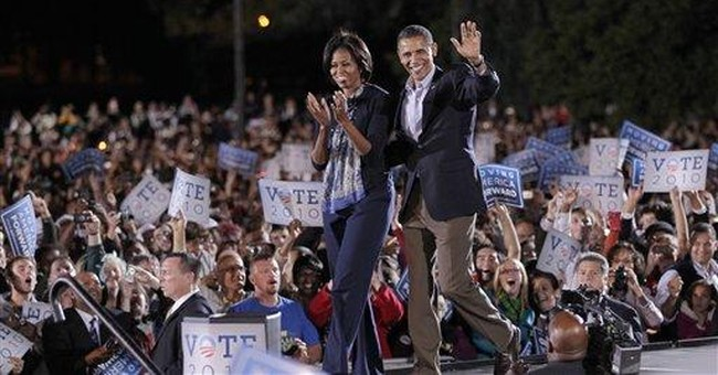 Poll: Enthusiasm gap favoring Republicans no myth