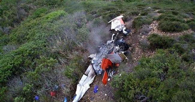 Mexico yet to recover last body from crash site
