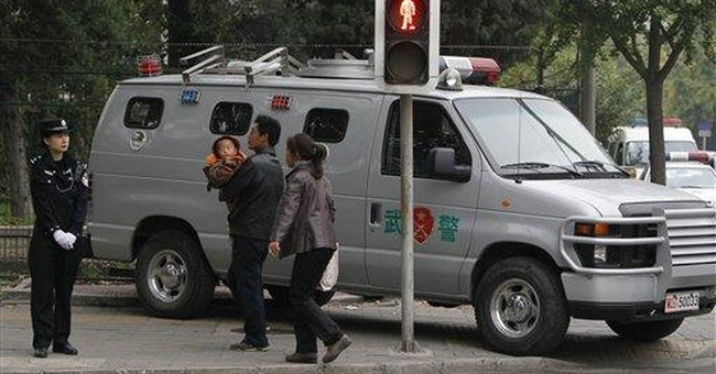China allows rowdy anti-Japanese protests