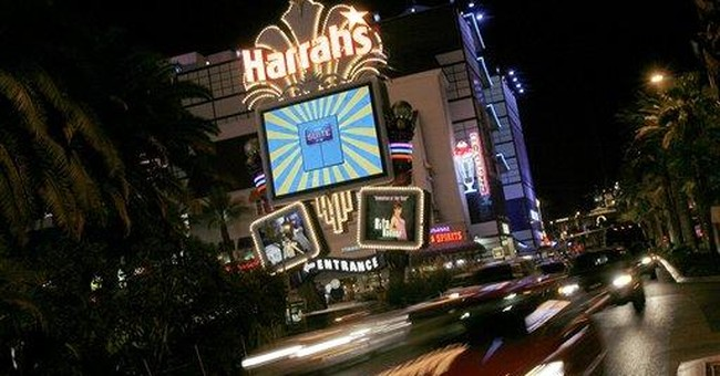Harrah's Entertainment going public again with IPO