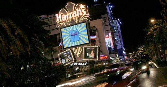 Harrah's Entertainment going public again with IPO