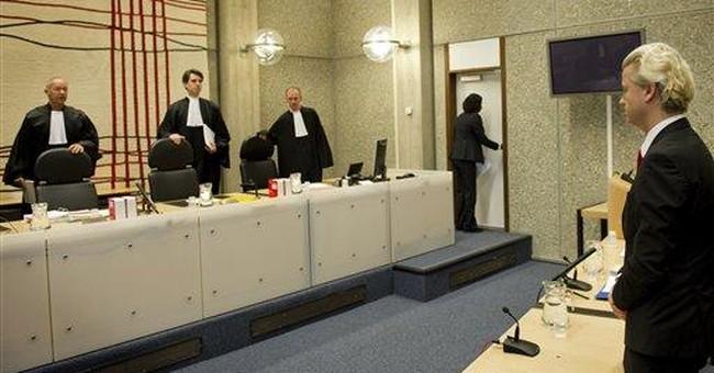 Dutch Muslims want anti-Islam lawmaker convicted