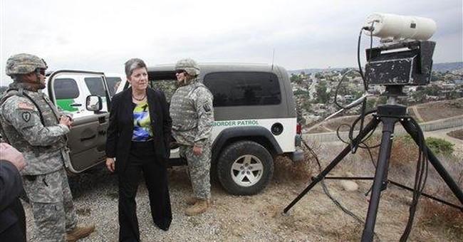 Border Patrol arrests fall 17 percent in 2010
