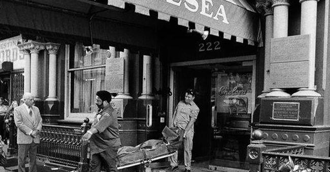 Bohemian landmark NYC Hotel Chelsea up for sale