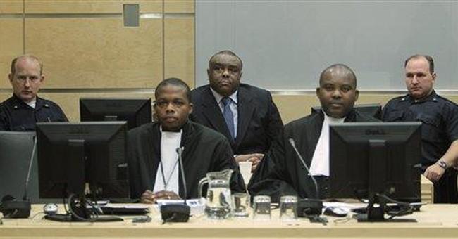 Int'l court rejects ex-Congo VP war crimes appeal