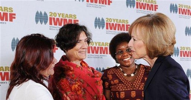 Media group honors 4 female journalists
