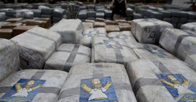 Mexico's largest pot bust likely hit Sinaloa gang