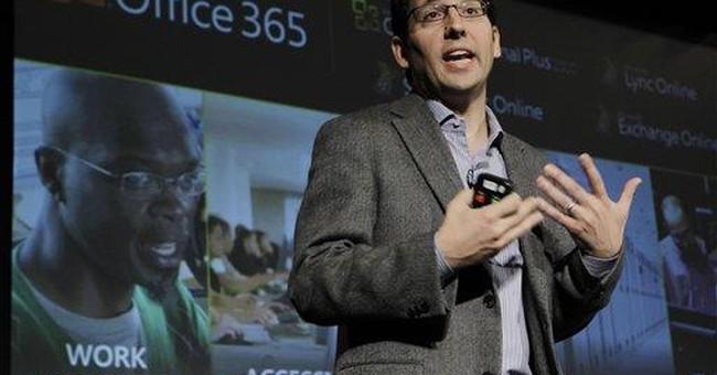 Microsoft rebrands Web programs for businesses