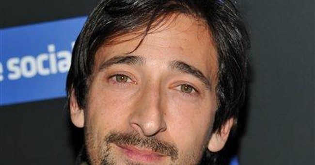 Adrien Brody sues over release of thriller film