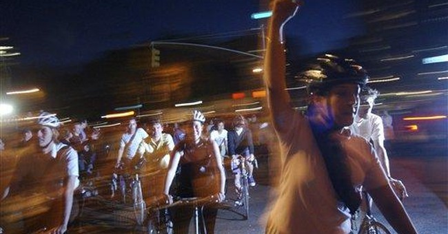 NYC to pay $1M to arrested Critical Mass cyclists