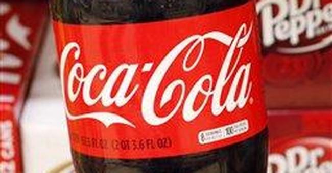 Coca-Cola 3Q net income rises 8.4 percent