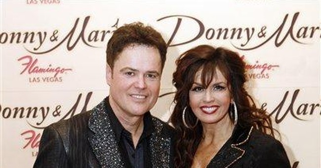 Donny and Marie Osmond to bring songs to Broadway