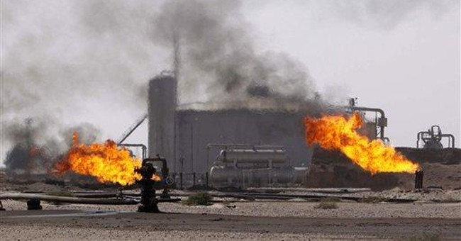 Iraq gas auction draws limited participation