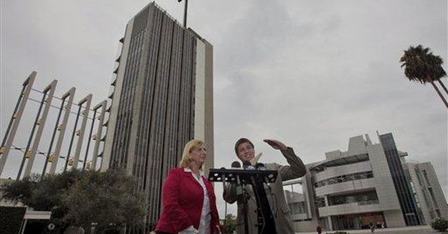 Crystal Cathedral megachurch files for bankruptcy