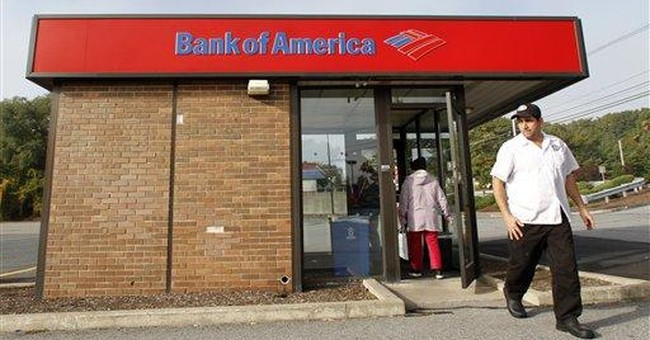 Bank of America posts $7.7B loss on special charge