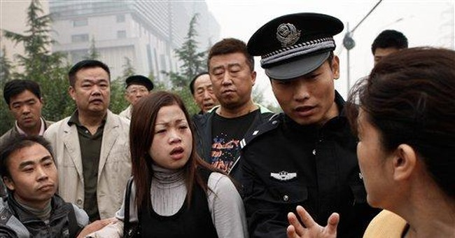 Patients protest Chinese doctor's risky surgery