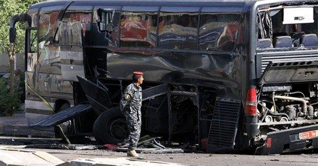 UN envoy in Iraq escapes bombing unharmed