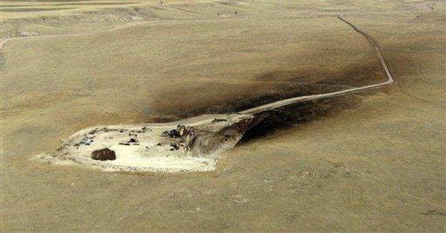 Wyo. oil spill hints at Niobrara Shale's potential