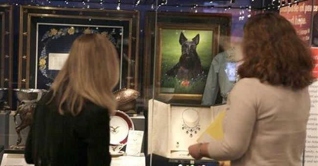 Dallas exhibit gives sneak peek at Bush archives