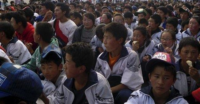 Tibetan students protest use of Chinese in classes