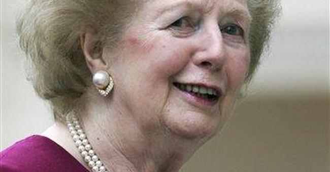 Ex-UK prime minister Thatcher ill in hospital
