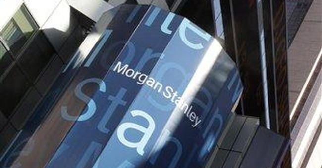 Morgan Stanley posts 3Q loss on special charges