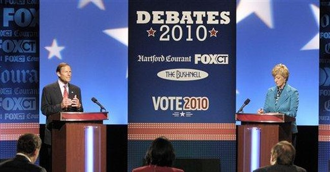 AP-GfK Poll: Likely voters ready to embrace GOP