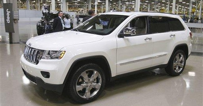 Jeep flagship has refined, luxury feel