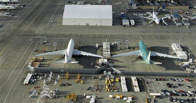 Boeing tops 3Q forecasts as it sells more planes