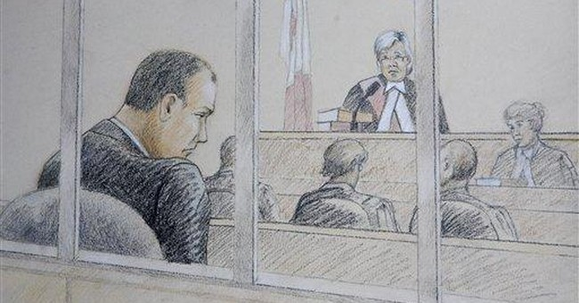 Canadian commander sentenced to life for murders