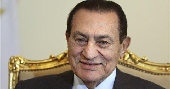 Party official: Egypt's Mubarak to run in election