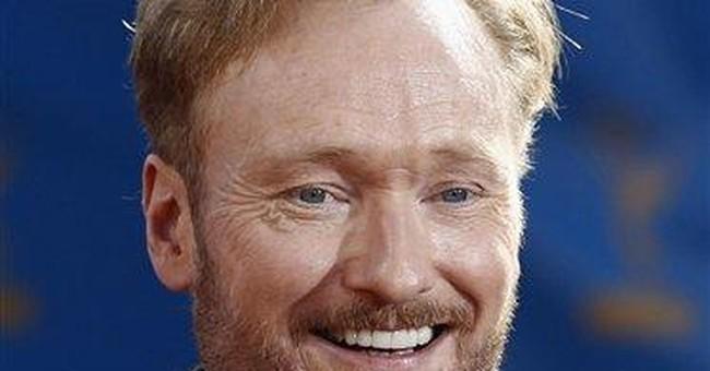 Conan O'Brien unveils his first week's guest list