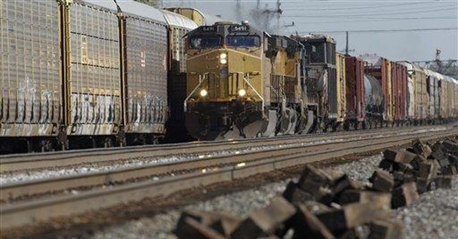 Union Pacific sees slow US growth continuing