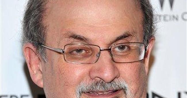 Salman Rushdie memoir coming in 2012