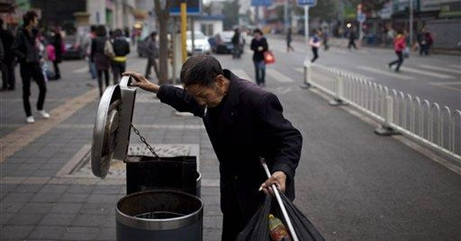 China's rapid economic growth slows further