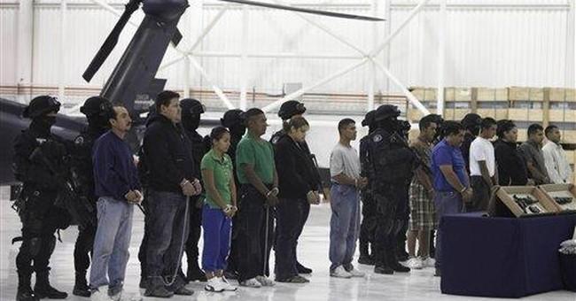 Mexico arrests man accused of detonating car bomb